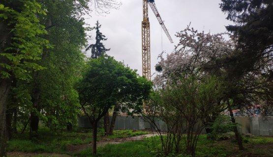 Фотозвіт з будівництва (травень)