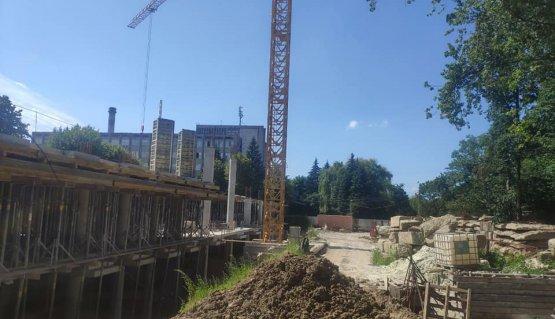 Фотозвіт з будівництва (серпень)